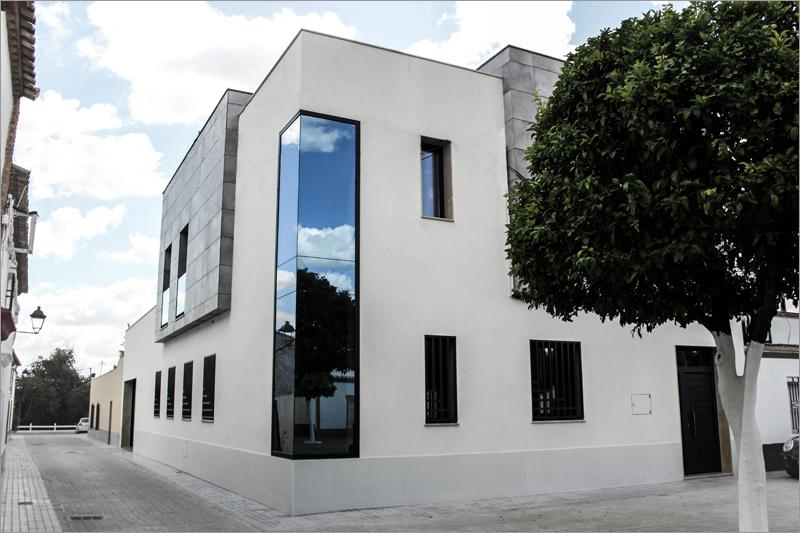 imagen exterior del edificio