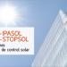 Acristalamientos de control solar de AGC