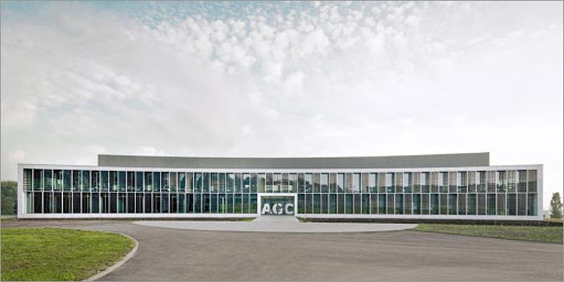 Centro tecnológico de innovación en Gosselies