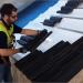 Instalación del sistema Tectum-Pro, nueva generación de cubiertas inclinadas