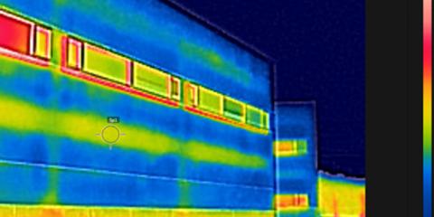 La importancia de los puentes térmicos en la rehabilitación energética de un edificio docente, un ejemplo de aislamiento térmico por el interior