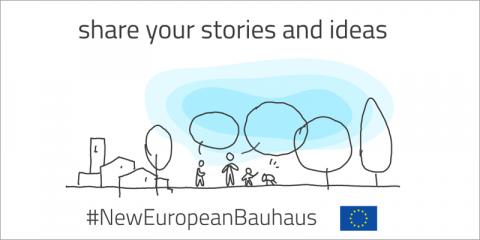 La Comisión Europea inicia la fase de diseño de la Nueva Bauhaus Europea