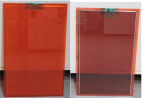 prototipo vidrio-vidrio