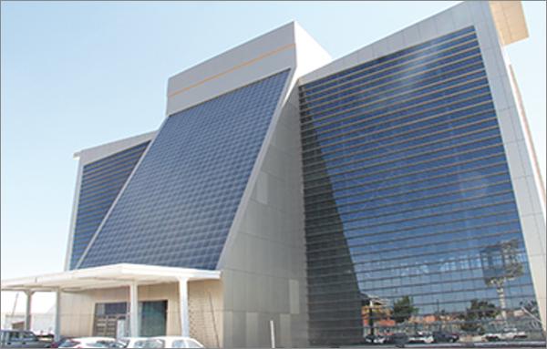 Figura 1. Edificio objeto del caso de estudio.