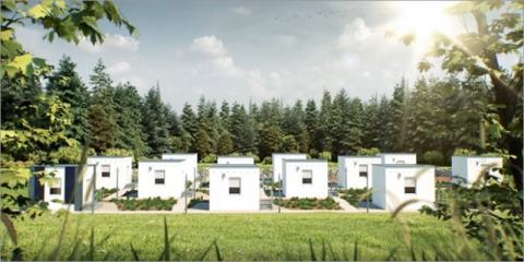 Viva Research Park: investigación comparada sobre la influencia de los materiales de construcción en la salud y una medida del confort