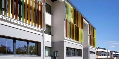 Colegio El Garrofer, monitorización de un edificio Enerphit en Viladecans/España