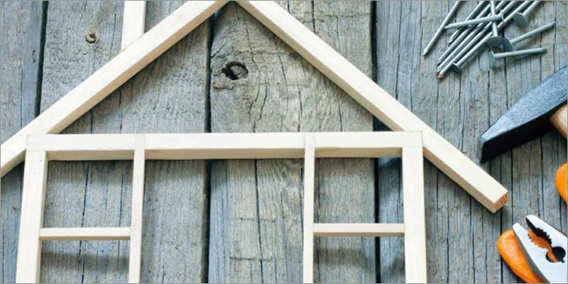 imagen que alude a la construcción de una casa