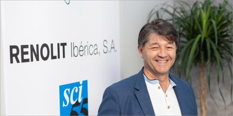 Juan Ignacio Torres Cánovas, responsable comercial de Cubiertas y Obra Civil en RENOLIT España