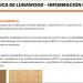 Ficha técnica de Lunawood