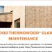 Guía de mantenimiento de los revestimientos Lunawood Thermowood