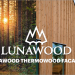 Madera Lunawood para fachadas