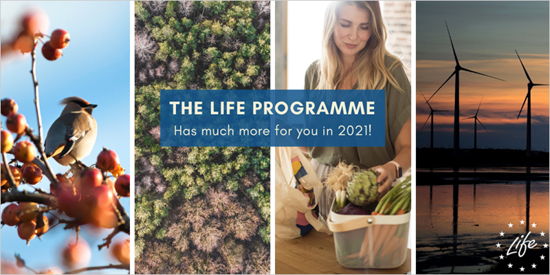 life 2021 de la CE
