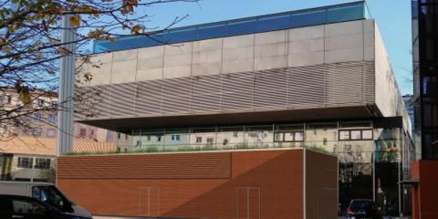 Proyecto red de calor con biomasa en el barrio de Coronación (Vitoria-Gasteiz)