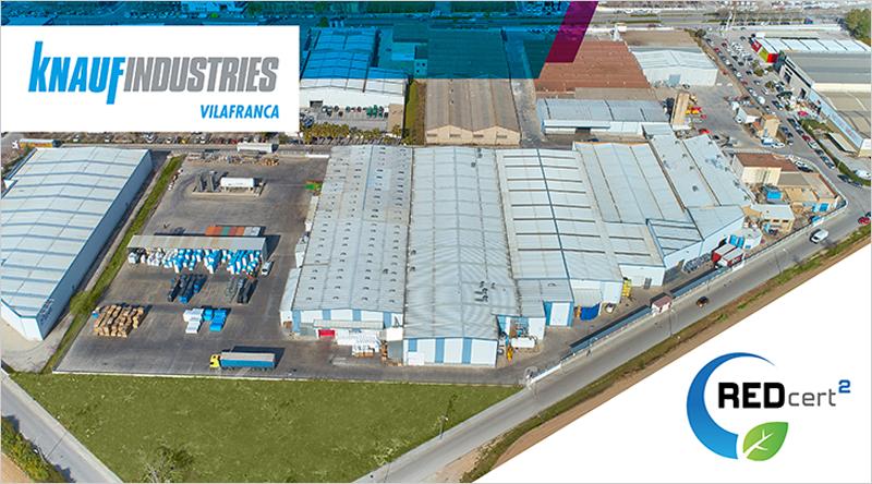Centro ECO EPS de Kanuf Industries en Vilafranca