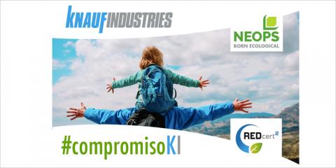 Compromiso de Knauf Industries con los procesos industriales sostenibles y la economía circular