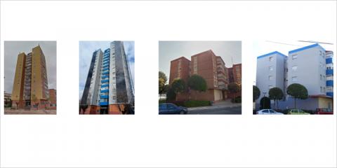 REMOURBAN: Evaluación final de las acciones llevadas a cabo en el distrito de FASA (Valladolid) para convertirlo en un Distrito de Energía Casi Nula