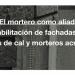 Jornada de formación de Grupo Puma sobre el uso de morteros en la rehabilitación