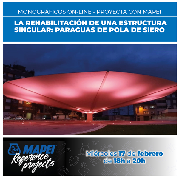 monográfico rehabilitación del Paraguas de Pola de Siero en Asturias