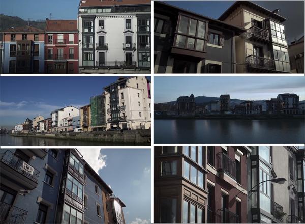 edificios barrio Zorrotzaurre