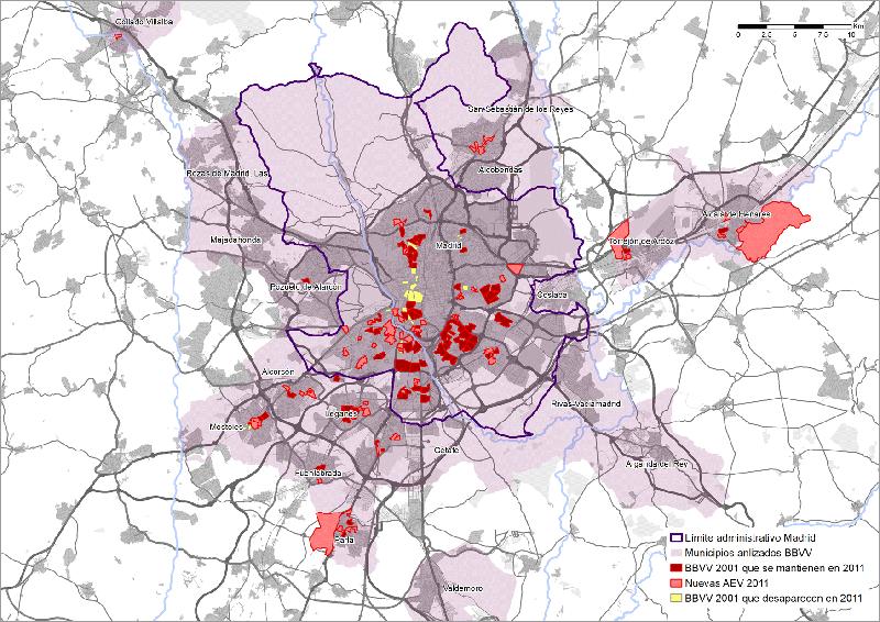 mapa barrios vulnerables madrid