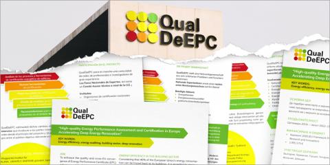 Qualdeepc - Certificación energética y rehabilitación hacia edificios de consumo de energía casi nulo