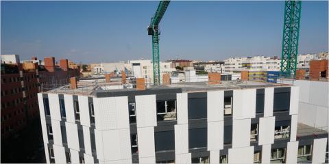 El sistema integral de construcción industrializada ÁVIT-A cuenta con nuevas soluciones constructivas