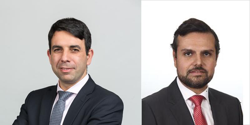 João Penedo y Francisco Bilbao
