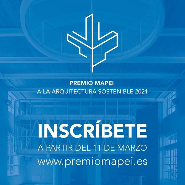 Premio Mapei a la Arquitectura Sostenible