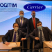 Carrier y COGITIM firman un acuerdo para formar a los colegiados en materia de climatización