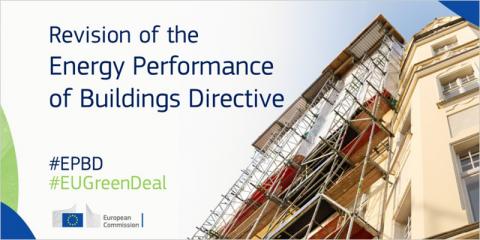 La revisión de la Directiva de eficiencia energética en edificios de la CE está abierta a comentarios