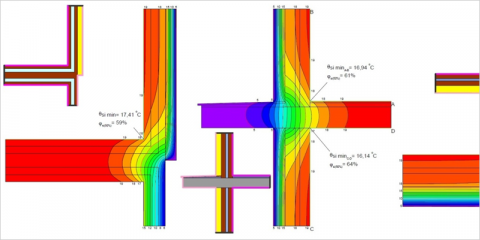 Estudio de puentes térmicos y patologías asociadas en procesos de rehabilitación energética de viviendas