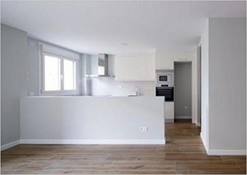 Figura 6. Interior de vivienda pasiva.