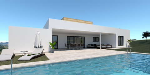 """El valor añadido de una vivienda unifamiliar Passivhaus plus: calidad, confort y sostenibilidad / Vivienda """"Victoria"""""""
