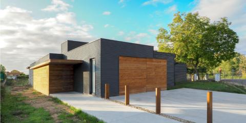 Casa en la Ribera del Duero: vivienda de baja demanda energética diseñada y construida según estándar Passivhaus