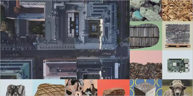 imagenes sobre economía circular de materiales de construcción