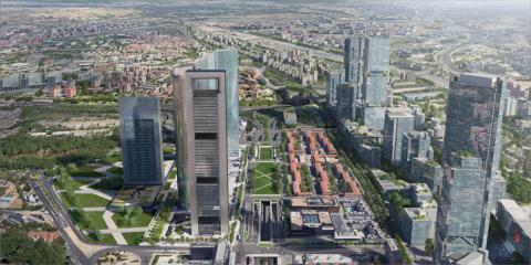 El proyecto de regeneración urbana Madrid Nuevo Norte recibe la aprobación del Gobierno regional