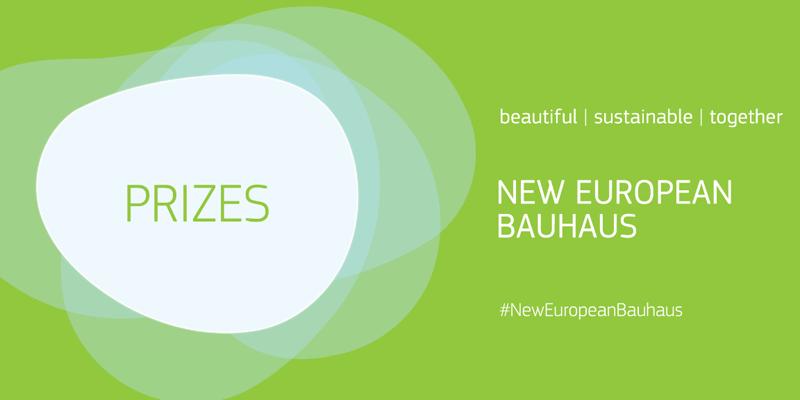 premios de la Nueva Bauhaus Europea