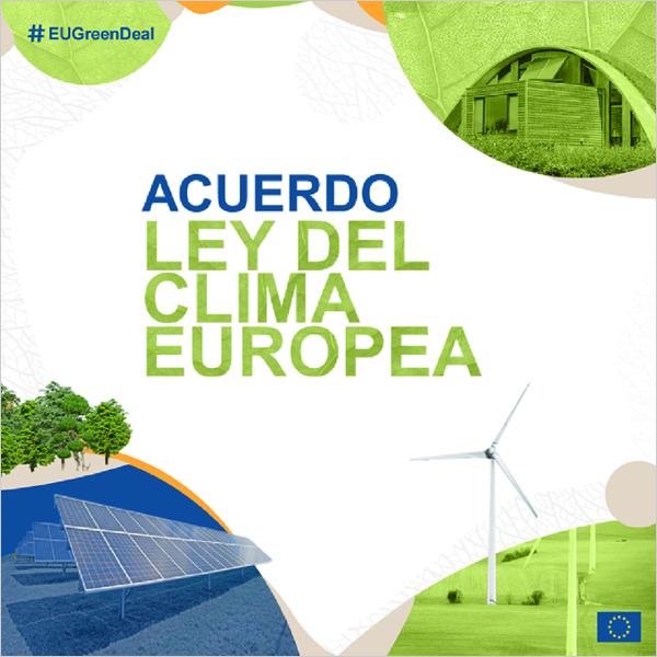 Ley del Clima Europea