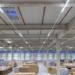 Aplicación de tecnología LED de bajo consumo energético con gestión de la iluminación de Trilux