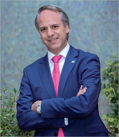 Carlos Hernández CEO de BMI