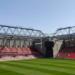 Impermeabilización y sellado de Quilosa en la construcción de un estadio de fútbol en Israel