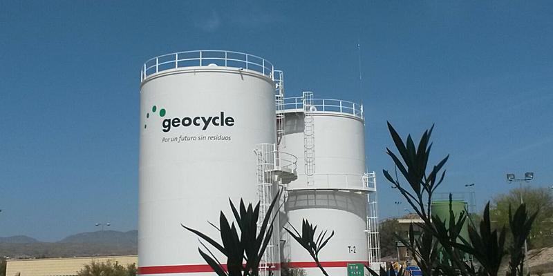 fábrica cemento geocycle