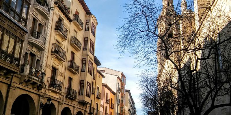 calle logroño