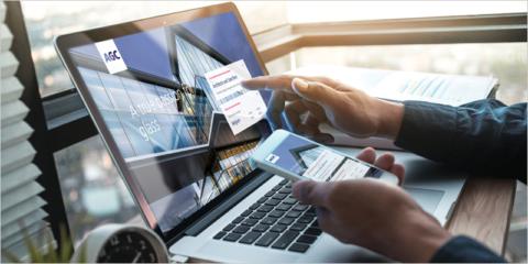 La nueva web YourGlass de AGC presenta productos y servicios personalizados para cada usuario