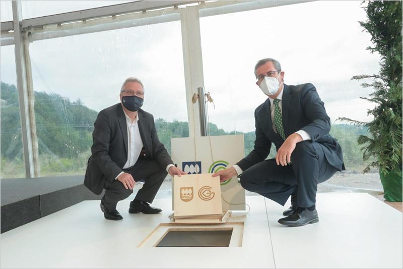 Markel Olano y José Ignacio Asensio
