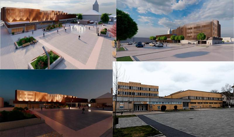 Proyecto ganador en la categoría de Arquitectura