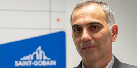 Filipe Ramos, director general de Saint-Gobain ISOVER, Placo y Transformados