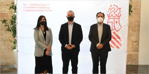 La Generalitat Valenciana presenta la Manifestación de Interés de la construcción circular