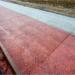 El hormigón de baja huella de carbono H-ECO garantiza la sostenibilidad del nuevo bidegorri de Sestao