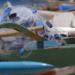 Interface convierte las redes de pesca en pavimento textil